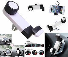 Universal Extendable Car Air Vent Clip Cradle Mount Holder For Mobile Phone GPS