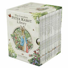The Complete Peter Rabbit Library: 23 Book Box Set by Beatrix Potter NEW!