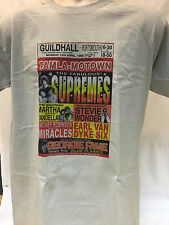 MENS NORTHERN SOUL  MOTOWN T SHIRT IN GREY