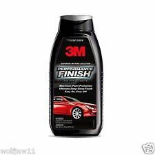 3M Car Auto Cleaning Products & Kits | (39030) Performance Finish Liquid Wax