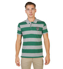 Oxford University - Polo Magdalen Rugby verde, gris Hombre chico
