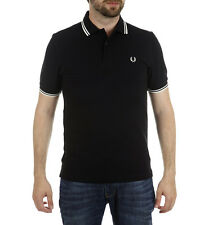 Fred Perry - Polo M3600 negro