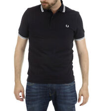 Fred Perry - Polo M3600 marino Hombre chico