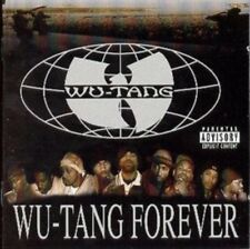 Wu-tang Clan - Wu-tang Forever (esplicite) NUOVO 2xCD