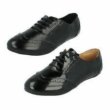 Mujer Spot On Zapatos f8658