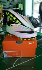ZAPATOS NIKE SHOES FÚTBOL MERCURIAL V VICTORY AG BLANCO REVEAL PAQUETE PRIMAVERA