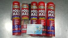 POLYMAX CRISTAL EXPRESS 300ml 6114 - BOSTIK IN IMMERSIONE SILICONE SIGILLANTE