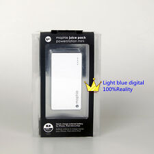 MOPHIE juice pack powerstation Mini 2500mah mobile power supply for iPhone