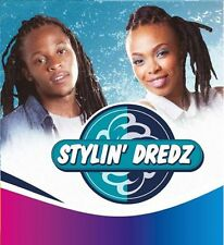 "Stylin' Dredz Moulding'Gel Wax & Spray Shampoo For ""Braids,Twists,Locs*Tea-Tree"