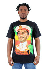 Haile Selassie Rastafari T-Shirt Air Print Emperor of Ethiopia Messiah Rasta