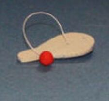 Dollhouse Miniature 1:12 Ball and Paddle