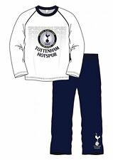 Boys Authentic Official Tottenham Hotspur FC Football Pyjamas Age 4-12 Yrs