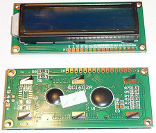 Afficheur Digital 1602 LCD Module Display – HD44780 Arduino 16x2 Bleu ou Jaune