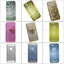 Imported Stylish Attractive Designer Glossy Soft  Back Cover Apple iPhone 5 & 5S