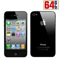 APPLE IPHONE 4S - 64 GB ! WIFI ! GPS ! 3.5INCH ! DUAL CAMERA ! BLACK