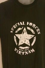SPECIAL FORCES VIETNAM T-SHIRT, army, american, marines, vietnam