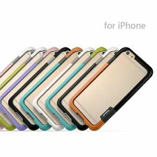 Stylish Protective Trio Series Walnutt Bumper for Apple Iphone 5C