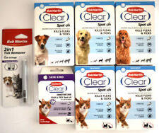 Bob Martin Flea Clear Spot On for Cats and Dogs Small to Extra Large!
