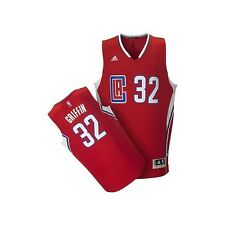 Maillot NBA Blake griffin Los Angeles Clippers adidas swingman Rouge