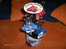 "Llavero PIXAR cars by Disney ""Rayo McQueen Sally Hook Doc Hudson"