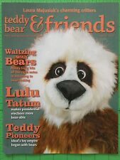 Teddy Bear And Friends Magazine January 2017