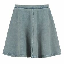 Girls Ladies Mini Skater Skirt Age 10 11 12 13 14 15 UK 4 6 8 10 12 FREE P&P