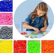 1000 pcs 5mm Hama Perler Beads For Child Gift Great Kid Fun Educational Toys LH