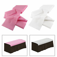10X Beauty Clean Waterproof Disposable Bed Massage Table Cover Sheets 80X180cm