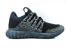Mens ADIDAS TUBULAR RADIAL Black Textile Synthetic Trainers S81882 RRP £89.99