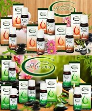Rivana Compositions 100 % Natural Essential Oils All Natural Ingredients 10 ml