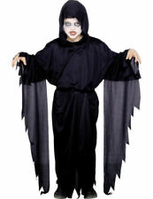 Child Screamer Costume Halloween Scream Ghost Fancy Dress Scary Outfit