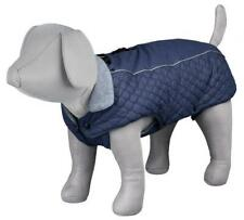 Trixie Mantel Marne Hundemantel Wintermantel Winterjacke blau Winter
