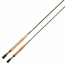 G Loomis WhisperCreek GLX Medium-Fast Action Fly Fishing Rod With Sock and Case