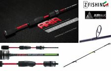 CANNA AIRRUS ARIA GIANT Trout Area Game ROD spinning trota light lago 2 pezzi