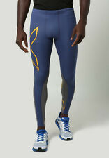 2XU Men's Wind Defence Thermal Compression Running Tights