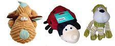 PetFace Dog Toys with Squeak Multiple Designs Chimp/Ladybird/Dog Free Delivery