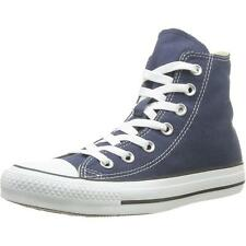 Converse Chuck Taylor All Star Navy Textile Trainers