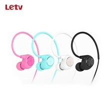 Letv LeUIH101 Reverse Earphones Handsfree Headset Headphone With Remote & Mic