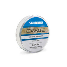 Monofilo Nylon Shimano Exage Mulinello 150mt Extra Strong Japan misure varie