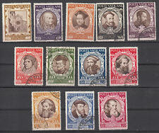 WS-A653 VATICAN CITY - Set, Trento Council 1946 Mh And Used