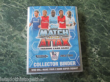 Match Attax Attack 13/14 100% COMPLETE Binder 445/445 Cards + 4 Limited Edition