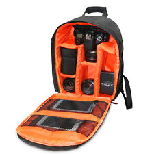 Camera Backpack Outdoor Bag Backpack Small Case for Nikon Canon Digital DSLR