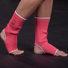 Blitz Elastic Ankle Supports - Pink