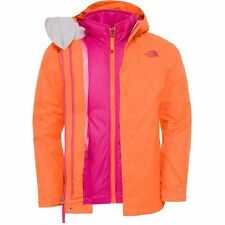 Veste De Ski The North Face Kira Triclimate Orange