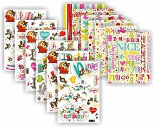 Tom and Jerry Decoupage packs of 10 A4 sheets