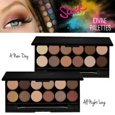 Sleek Makeup I-Divine Palette 12 Shades Mineral Based EyeShadow
