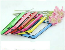 Bumper Cover Custodia in PC con Contorni in TPU per Apple IPhone 5C 6 Colori