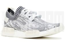 Adidas NMD RUNNER PRIMEKNIT 6 7 8 9 10 11 NOMAD WHITE GREY GLITCH CAMO BOOST