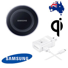 Qi Wireless Fast Charger Pad Cable Package for Samsung Galaxy S6 S7 edge+ Note 5
