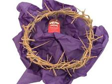 Jesus Crown of Thorns- Holy Land Imports Crown of Thorns with Gift Box
